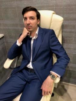 Бизнес-тренер, коуч Голубев Роман Игоревич