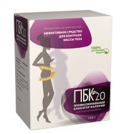 Блокатор калорий ПБК-20